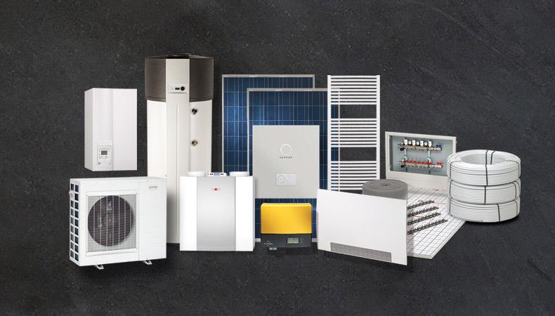 GS Systemkomponenten